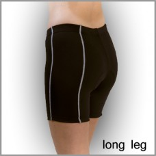 SLICK Cycling Shorts - Ladies, LONG LEG