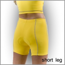 SLICK Cycling Shorts - Ladies, SHORT LEG